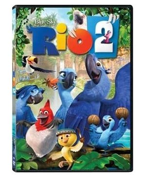 20th Century Fox Rio 2 DVD - English