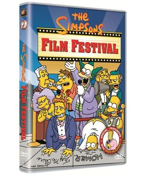 20th Century Fox The Simpsons Film Festival DVD - English
