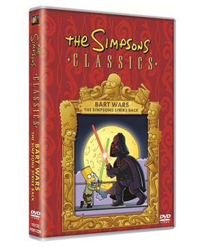 20th Century Fox Simpsons Bart Wars DVD - English