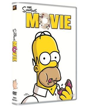 20th Century Fox DVD Simpsons Movie - English
