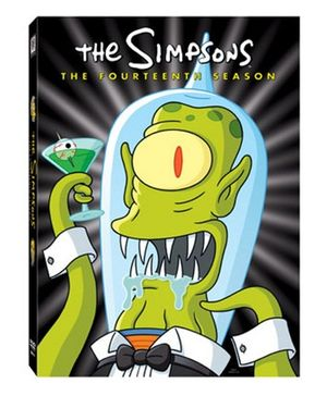 20th Century Fox DVD Simpsons Season 14 - English