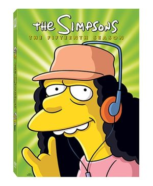 20th Century Fox DVD Simpsons Season 15 - English