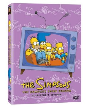 20th Century Fox DVD Simpsons Season 3 - English