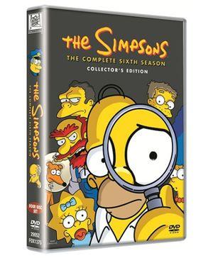 20th Century Fox DVD Simpsons Season 5 - English