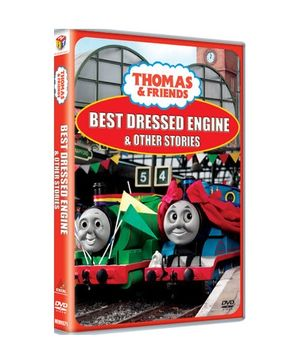 Hit Entertainment DVD Best Dressed Engine - English