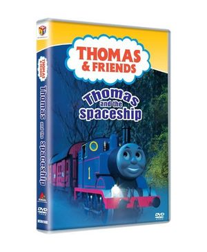 Hit Entertainment Thomas And The Spaceship DVD - English