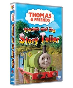 Hit Entertainment DVD Thomas And The Story Teller - English
