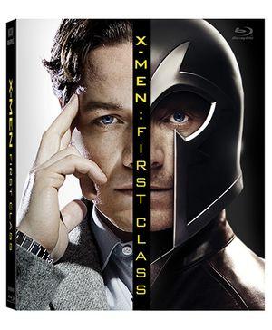 20th Century Fox DVD X-Men First Class - English
