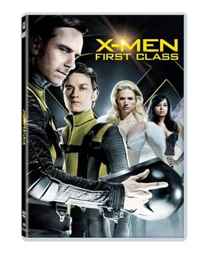 20th Century Fox DVD X-Men First Class - English