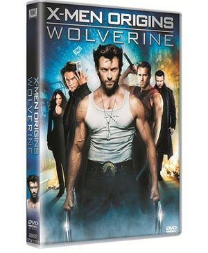 20th Century Fox DVD X-Men Origins Wolverine - English