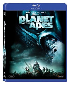 20th Century Fox DVD Planet of The Apes - English