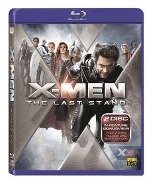 20th Century Fox DVD X-Men 3 - English