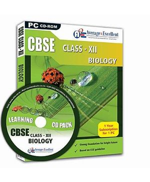 Average2Excellent CD Class XII Biology - CBSE Board