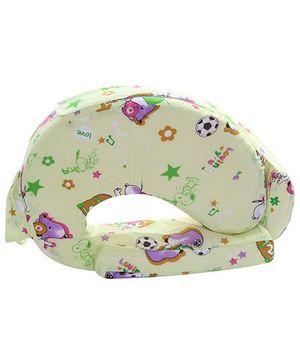Babyhug Feeding Pillow Small Printed