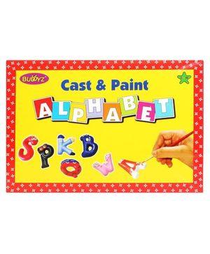Buddyz - Cast & Paint Alphabet