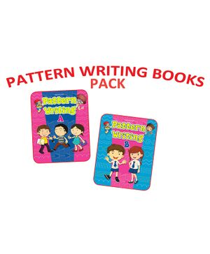 Dreamland Pattern Writing Book Combo Pack - English