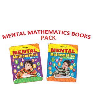 Dreamland Mental Mathematics Set 2 English - Pack of 2