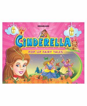 Dreamland Pop Up Fairy Tales Cinderella - English