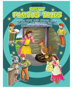 Dreamland Pretty Famous Tales The Hen that Laid the Golden Eggs - English