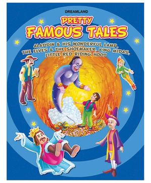 Dreamland Pretty Famous Tales Aladdin And His Wonderful Lamp - English