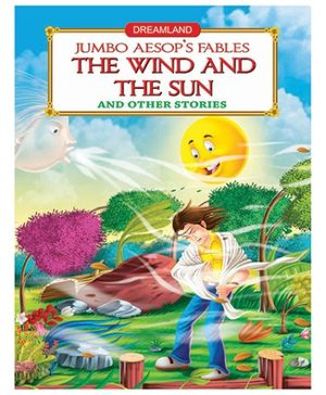 Dreamland Jumbo Aesops The Wind And The Sun - English