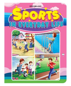 Dreamland Books Being Sports In Everyday Life - English