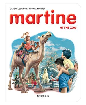 Dreamland Books Martine Goes To The Zoo - English