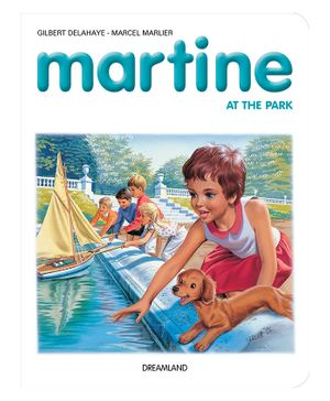 Dreamland Book Martine Goes To The Park - English