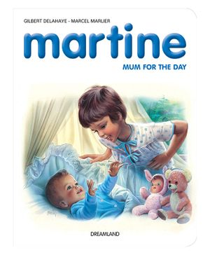 Dreamland Book Martine Mum For The Day - English