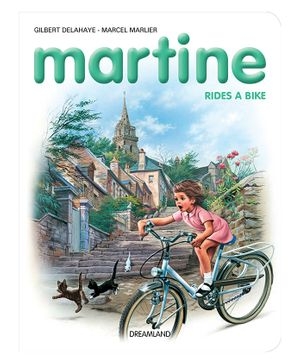 Martine Rides A Bike - English