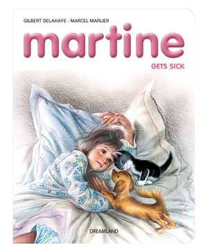 Dreamland Book Martine Is Sick - English