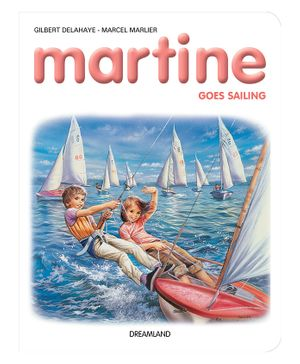 Dreamland Book Marine Goes Sailing - English