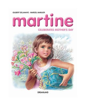 Dreamland Book Martine Celeberates Mothers Day - English