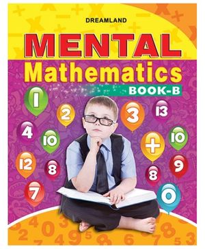 Dreamland Mental Mathematics Book B - English