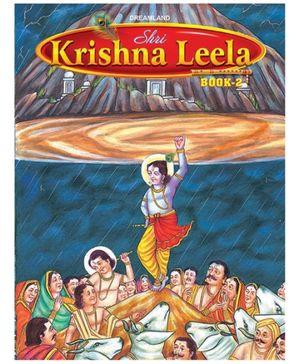 Dreamland Story Book Shri Krishan Leela Part 2 - English