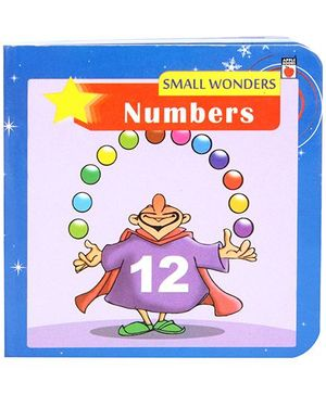Apple Books Small Wonders Numbers - English