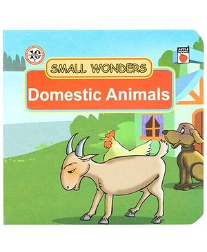 Apple Books Small Wonders Domestic Animals - English