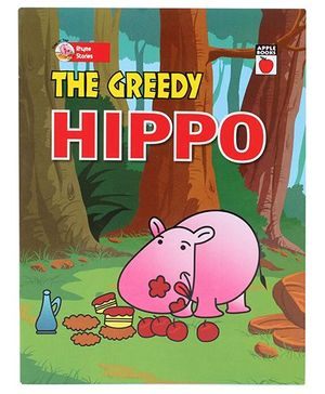 Apple Books Rhyme Story The Greedy - English