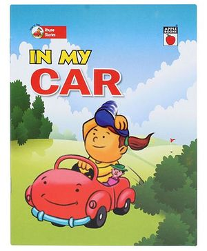Apple Books Rhyme Story In My Car - English