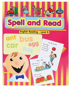 Apple Books Spell And Read Level B - English