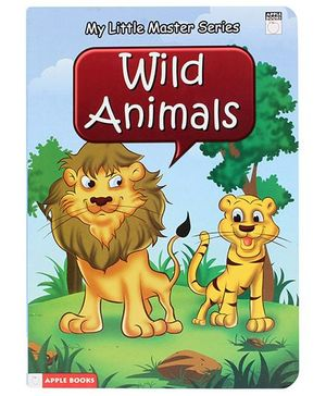 Apple Books My Little Master Series - Wild Animals