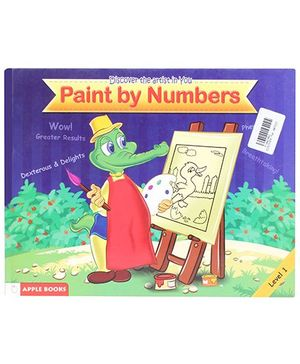 Apple Books Paint by Numbers - Level 1