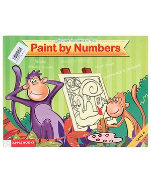 Apple Books Paint by Numbers - Level 4