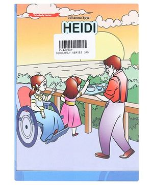 Apple Books Story Book Heidi - English