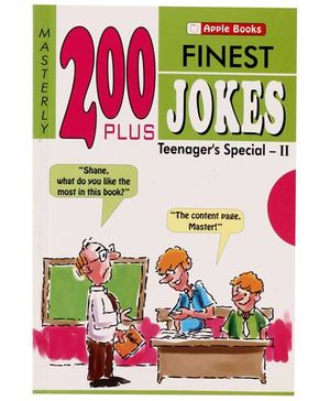 Apple Books 200 Plus Finest Jokes - English
