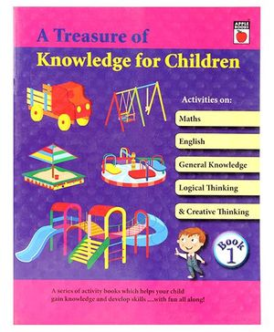 Apple Books Treasure Of Knowledge Book 1 - English