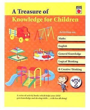 Apple Books Treasure Of Knowledge Book 2 - English
