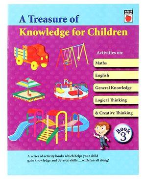 Apple Books Treasure Of Knowledge Book 3 - English
