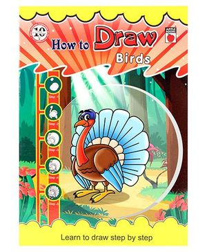 Apple Books How To Draw Birds - English