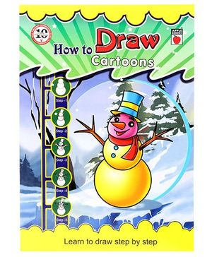 Apple Books How To Draw Cartoons - English